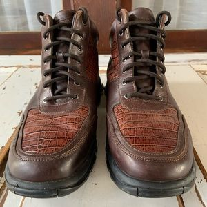 Rockport Men's Leather Ankle Boots